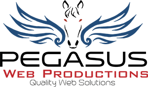Pegasus Web Productions Logo